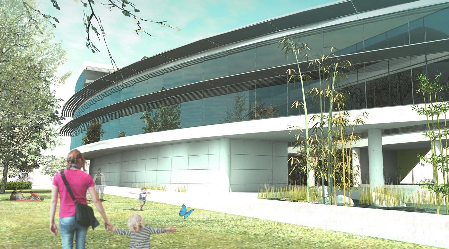 Création projet immeuble