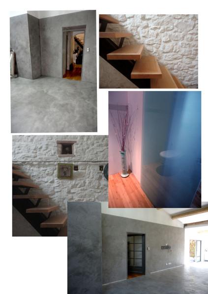 Quelques images du chantier